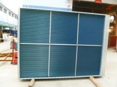 Fin tube heat exchanger - air heat exchanger go water