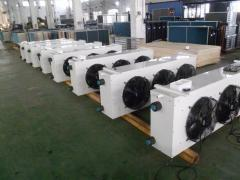 Heat pump air cooler