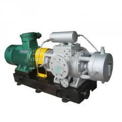 WS双螺杆泵 扫舱泵 倒灌泵 煤焦油泵 沥青泵