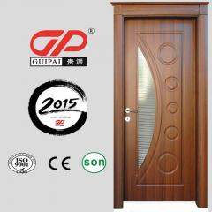 2015 New design and hot sell PVC wooden door