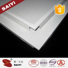 Whosale Cheap Aluminum Ceiling Tiles, Clip in