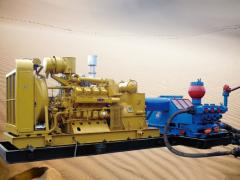 F-Series/3NB Series  Triplex Mud Pump