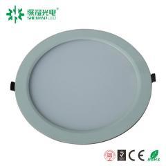 6W小圆形面板灯