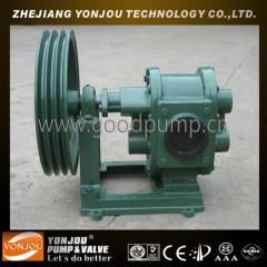 Bp Belt Pulley Gear Oil Pump