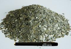 Concentrated vermiculite