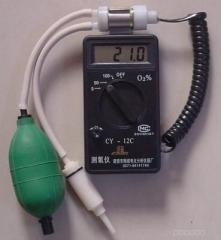 便携式测氧仪CY-12C氧分析仪 氧电极