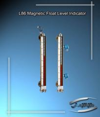 Magnetic Float Level Indicator