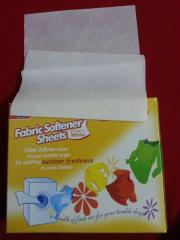 Tumble Fabric Softener Sheets