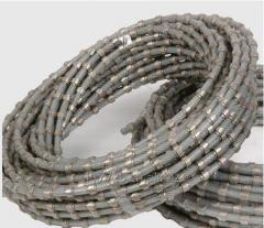 Алмазные канаты,diamond wire