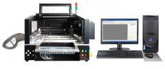 Automatic Desktop SMT Pick And Place Machine