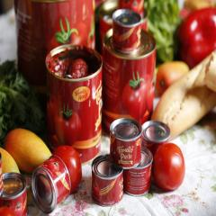 Tomato paste food