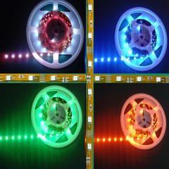 2835 120leds/m multicolor led light strip 2835