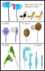 Mobile phones headsets
