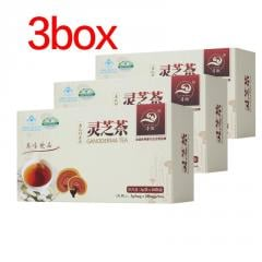 3g*20 packets*3box Yuewei ganoderma (reishi) tea