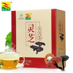 Tea ganoderma lucidum tea spore powder tea bag