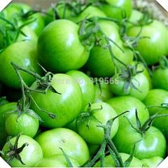New Green Tomatoe fruit and vegetables Seeds