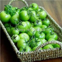 Emerald tomato, green tomato seeds, tomato seeds