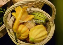 Free shipping Peach melon seeds, pumpkin,Kitchen
