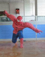 Spider man mascot costumes