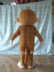 Monkey costume animal mascot costume