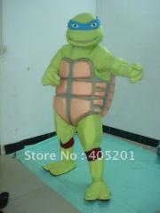 Turtle mascot costume custom animal mascot