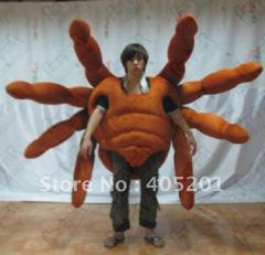 Huge spider mascot costumes