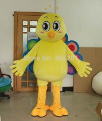 POLYFOAM high quality costume Peacock mascot