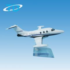 金属飞机模型 Eclipse 550 1:72 飞机模型