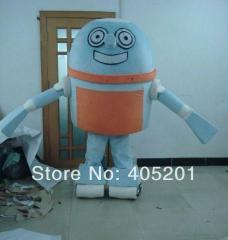 POLYFOAM high quality cartoon costume wheel mascot