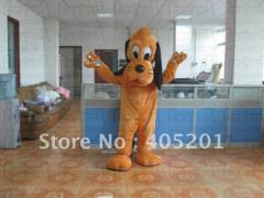 Character pluto mascot costume bluto costumes