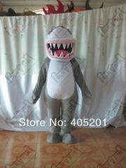 POLYFOAM HEAD cartoon mascot costumes shark