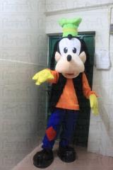 Foam head goofy mascot costumes goofy dog costumes