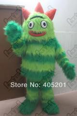 POLYFOAM HEAD cartoon mascot costumes long plush