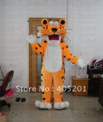 Quality leapord mascot costume character animal