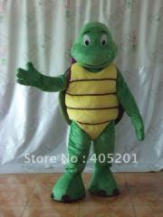 Slim turtle mascot costumes