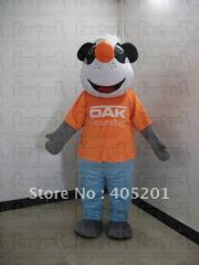Custom badgers mascot costumes (not include logo)