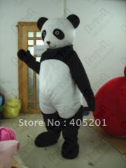 Character panda mascot costume panda costume