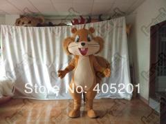 POLYFOAM high quality cartoon mascot costume long