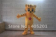 Star cat costume for party cat mascot costumes