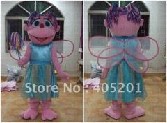 Magic girl mascot costumes abby costumes
