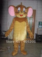 Jerry mascot costume mouse costume