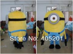POLYFOAM high quality costume lovely minion mascot