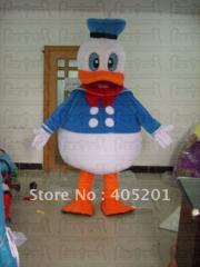 Super quality donlad duck mascot costumes