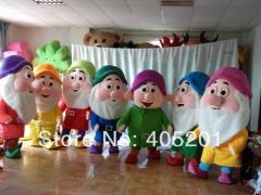 POLYFOAM high quality cartoon mascot costume the