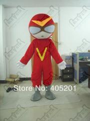 POLYFOAM high quality cartoon mascot costume V