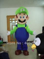Luigi mascot costume mario costumes