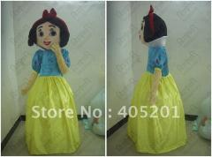 Party snow white mascot costumes princess costumes