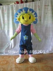 Fifi mascot costume flower costumes cartoon party