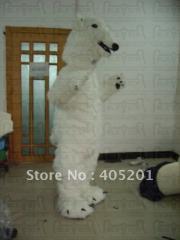 Bear costume polar bear mascot costume