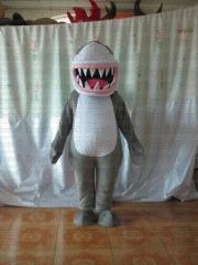 Shark mascot costumes shark costumes free shipping